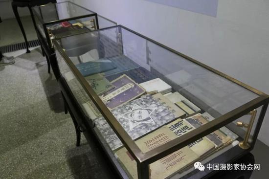 北京798映画廊展览现场图二