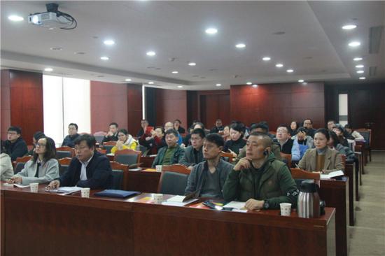 民建无锡市委基层组织后备干部培训班成功举办