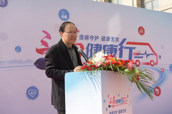 无锡市滨湖区区人大常委会副主任、工商联主席徐勇强先生