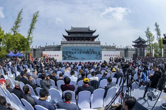花开梅里!千年文化谱新篇,2021吴文化发展大会启动!