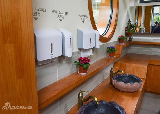 竹海公园AAA级旅游厕所