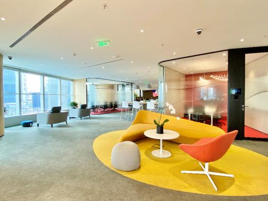 """恒隆首推多功能办公及商务空间""""HANGOUT恒聚""""崭新商业模式为客户提供增值体验"""
