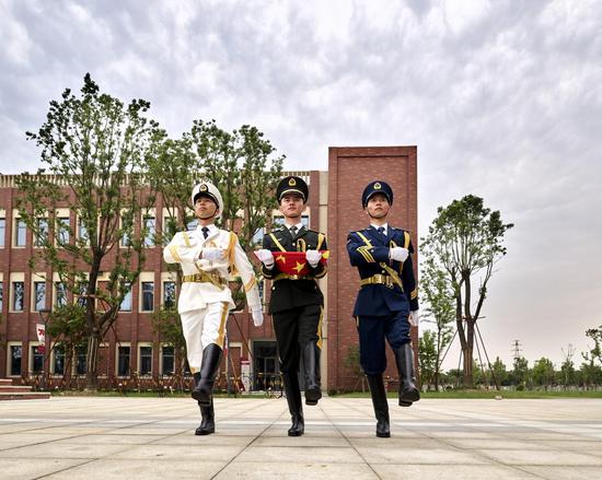 南外国王国际学校:用这种特殊的方式献礼新中国成立70周年