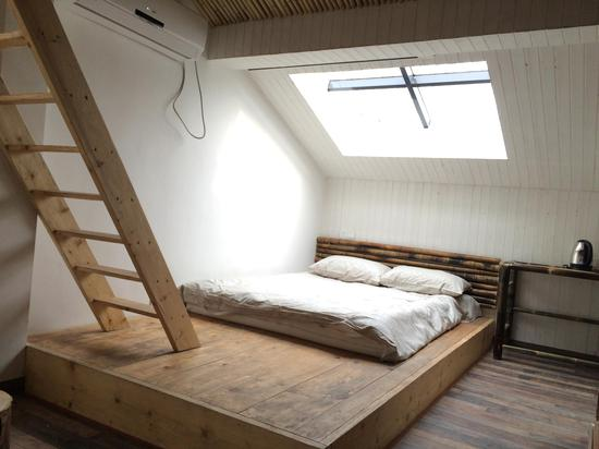 简单质朴的房间