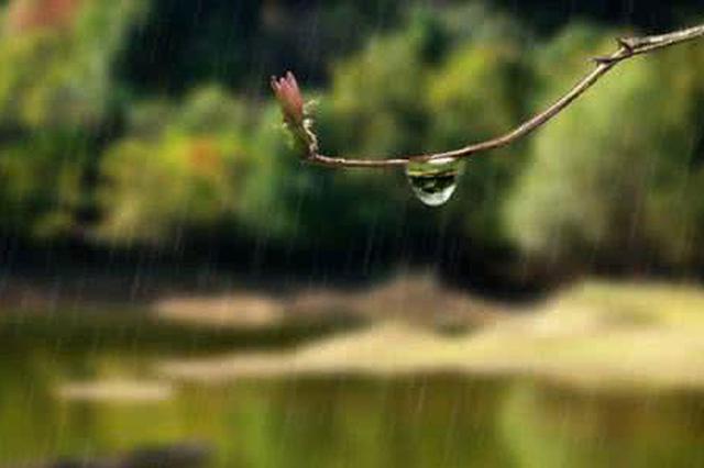 温度宜人空气清新好天气持续 21日左右将有一次降雨