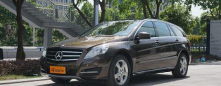 奔驰R320 4MATIC商务型优惠3万