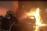 汽车隧道内自燃 消防快速处置