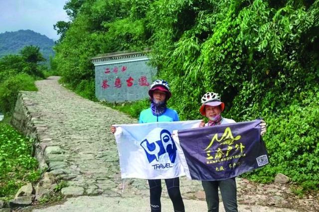 """无锡""""母子档""""暑假闯天路 20天骑行2200公里"""
