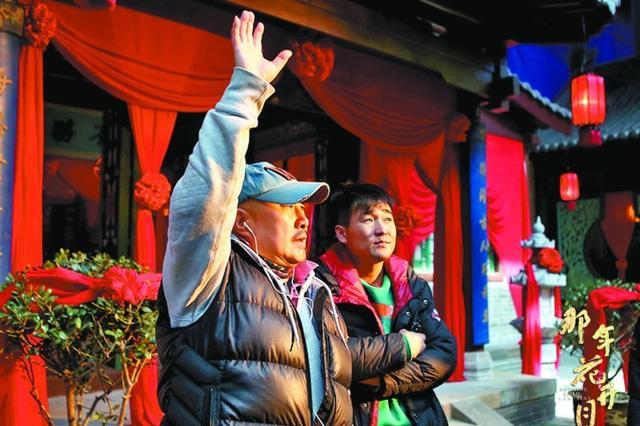 《那年花开月正圆》约八成戏份在太湖影视小镇完成