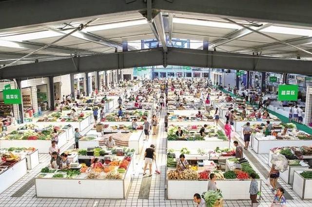 新吴区率先实现农贸市场 食品快速检测实验室全覆盖