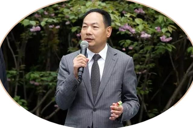 省锡中校友王燕清先生在母校设立1000万元奖学基金