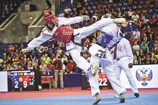 世界跆拳道大满贯冠军系列赛23日开赛 赛事永久落户太湖新城