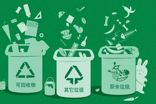 垃圾分类从城市走向农村 胡埭镇率先实现镇村全域全覆盖