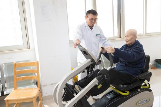 康复治疗技术专业_江苏省荣军医院打造专业康复治疗部 为百姓健康保驾护航