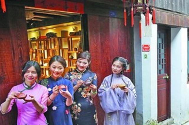 百名记者聚焦宜兴  陶都陶醉中国