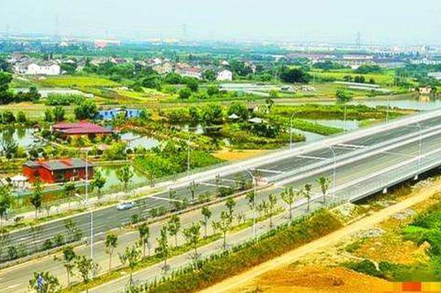 中惠大道全线本月底通车 西延道路主体工程已完工