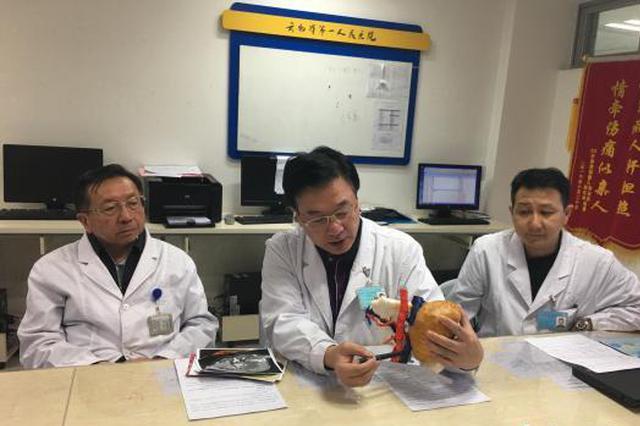 3D打印成三维导航 助医生取出1公斤重肝脏肿瘤