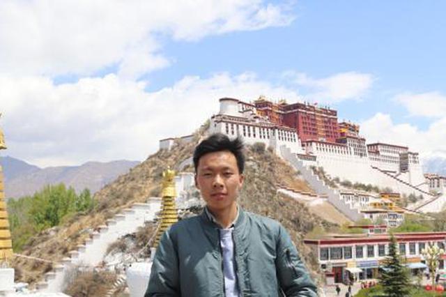 27天骑行2151公里 内蒙古小伙用单车丈量川藏风景线