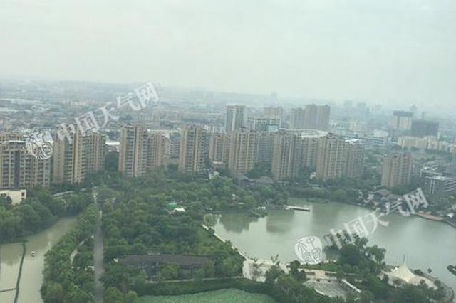 湖南、湖北、江苏等地有大到暴雨 华南闷热持续