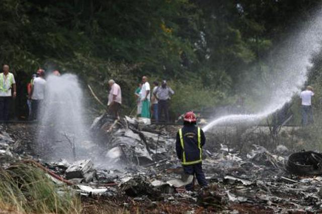 古巴客机坠毁事件111人致遇难 第二只黑匣子被找到