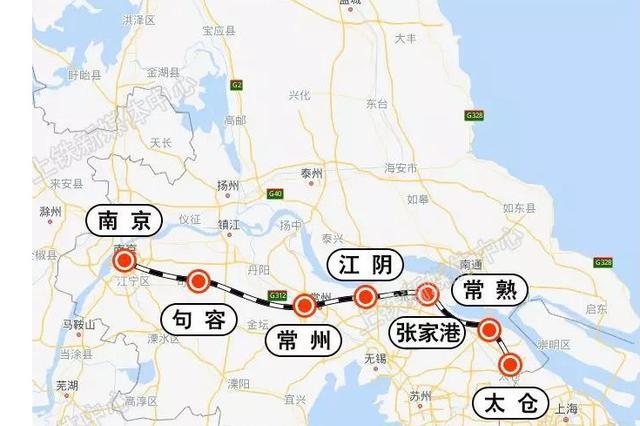 江阴迈向双高铁时代 枢纽经济将成强劲驱动