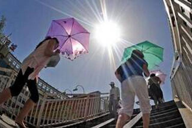 江苏大部分地区以晴热为主 周日后高温逐渐消退