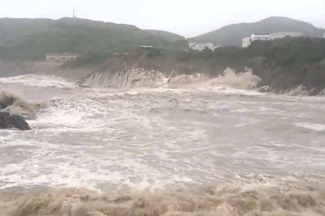 """无锡防台风Ⅳ级应急响应启动 全力备战""""安比"""""""