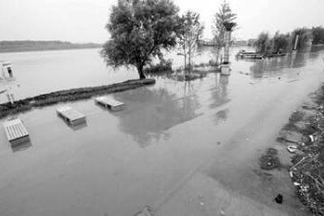 江苏提前预降河湖库水位0.1~0.8米 截至22日15时全省水情总体