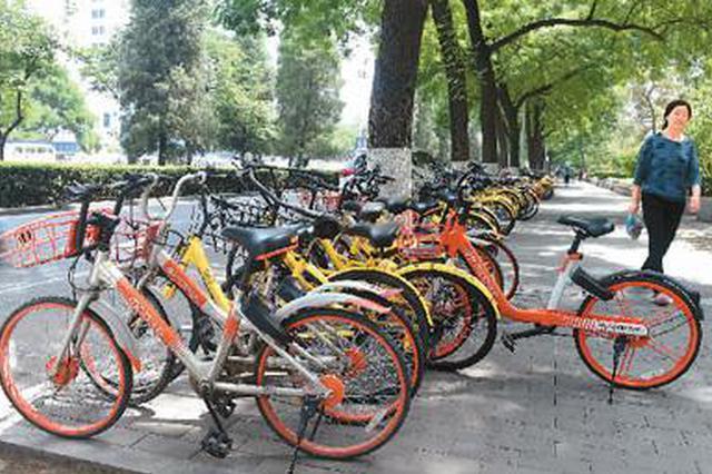 共享单车:投放多坏得快 废旧车回收拷问各方智慧