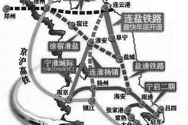 青连铁路进行通电测试 两年后南京到青岛将节省近两小时