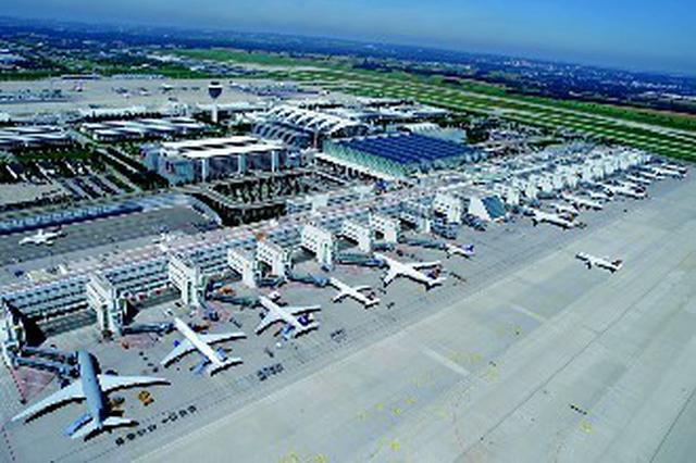 苏南机场用上黑科技 国内首创刷身份证航显上线