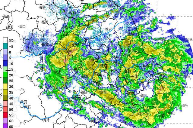 台风温比亚凌晨登陆上海 今天江苏的早高峰要泡在水里了