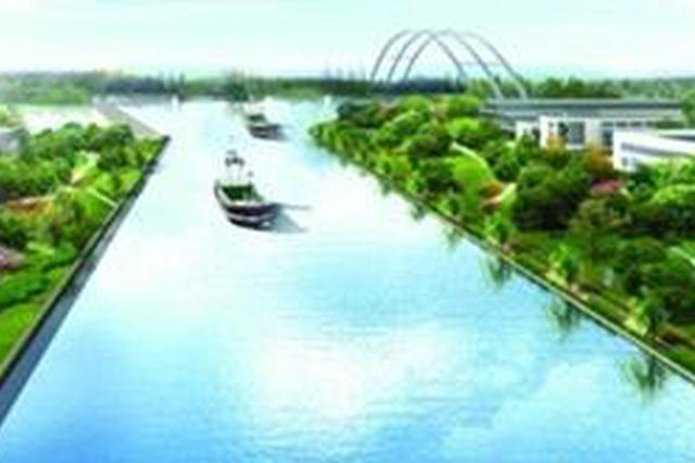 """无锡打造""""水下森林"""" 用新型生态修复技术治河道"""