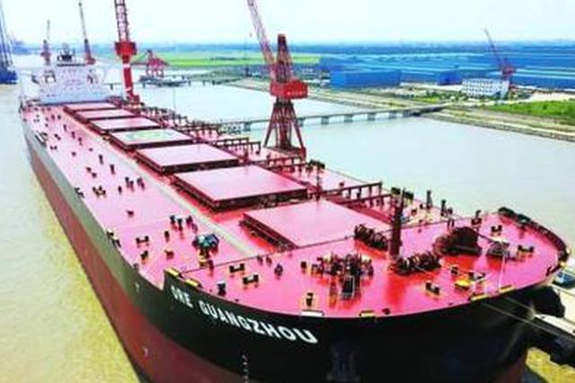 江苏上半年船舶新承订单量同比猛增178%