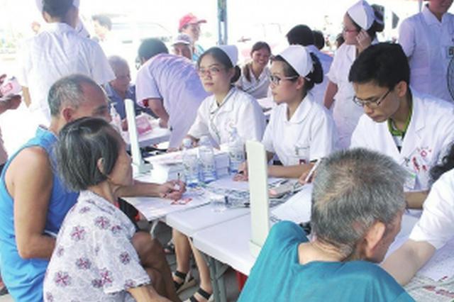 苏北五市获专项补助1亿元 低收入农户医保缴费全免