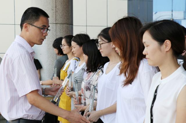东北塘街道行政服务中心办事大厅被列入市级青年文明号名单