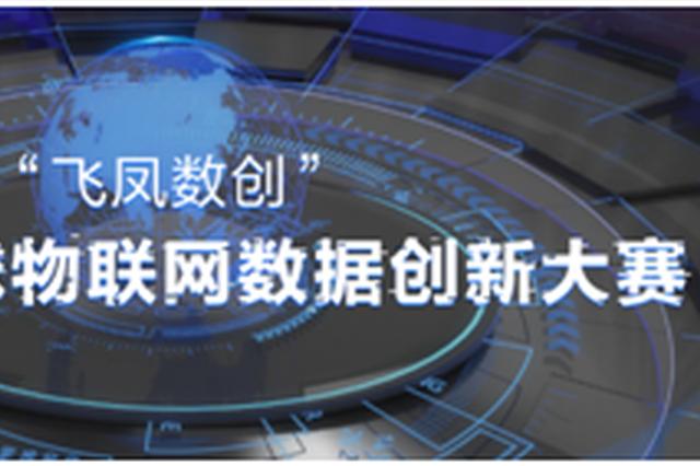 """""""飞凤数创""""2018全球物联网数据创新大赛圆满收官"""