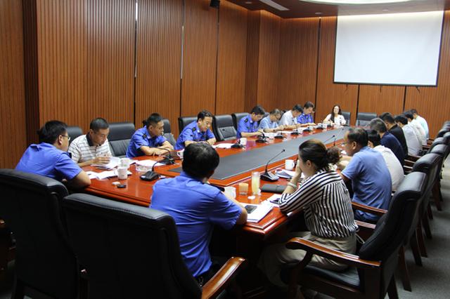 惠山城管局召开城市精细化管理方案推进会