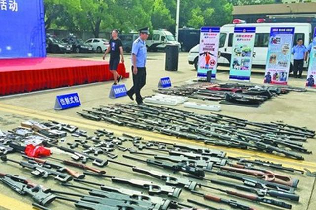 公安部打击枪爆违法犯罪十大案例