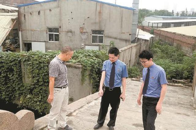 无锡滨湖:检察建议督促修缮三孔石拱桥