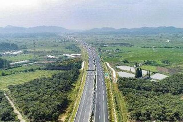 南京往返苏中将可走镇丹高速