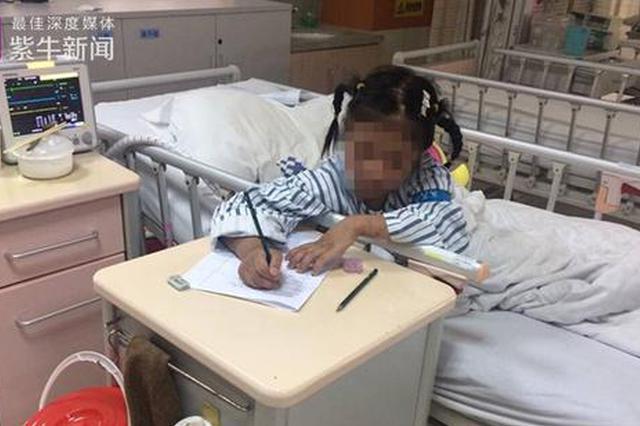 9岁女孩被亲妈长期虐打 医生看到伤势哭了