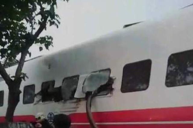 臺鐵事故原因初判為轉彎超速 列車司機被聲押禁見