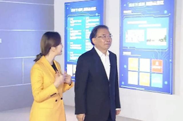 江苏省委常委、无锡市委书记李小敏接受省广电总台专访