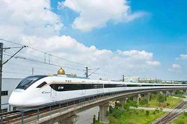 江苏8条新批城铁:多条时速350公里从南京直插皖南苏北