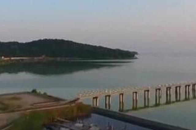 太湖全水域封湖禁渔 三个保护区全年禁捕