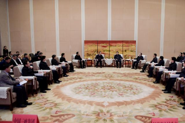 江苏与三峡集团签署战略合作协议
