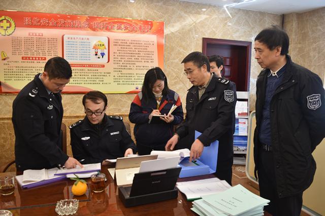 无锡市应急管理局第四督察组督查滨湖区两会期间安全生产工作