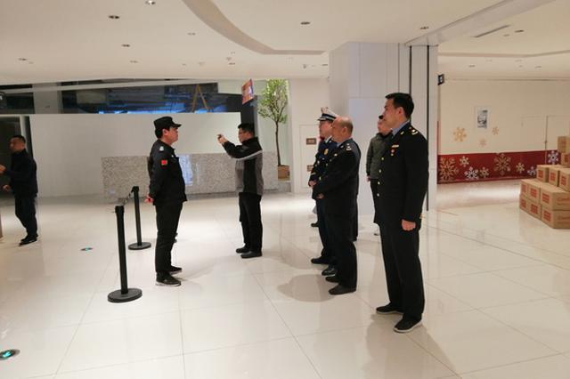 梁溪区市场监督管理局通江分局组织开展电梯故障应急救援演练