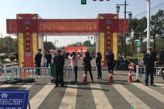 惠山堰桥城管:你负责舒心游玩 我负责安全守护